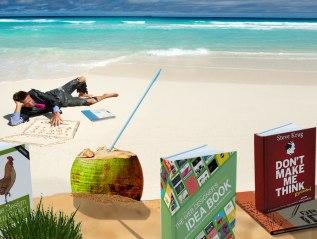 Top 5 UX Books for a DesertIsland?