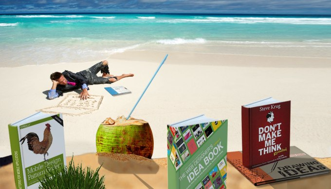 Top 5 UX Books for a Desert Island