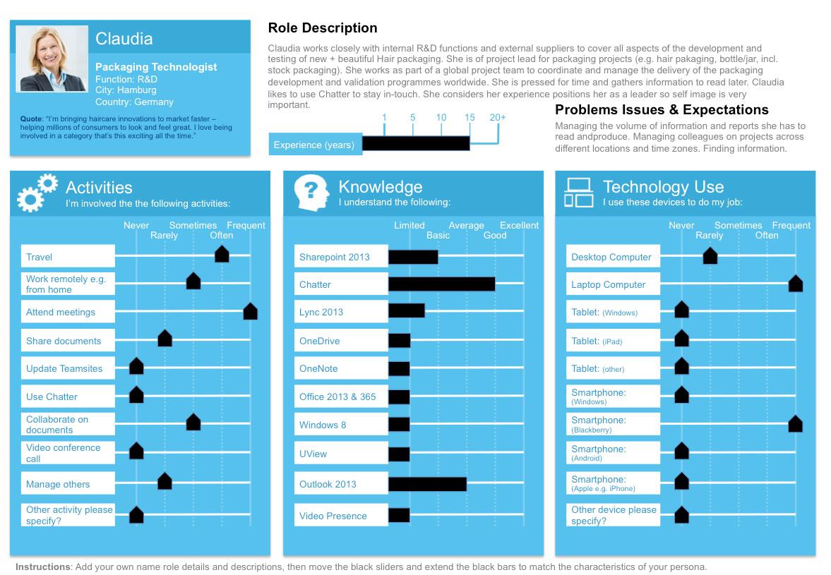 Persona template alan trow pooles portfolio persona powerpoint template toneelgroepblik Choice Image