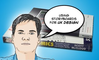 Using Storyboards for UXDesign