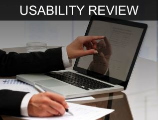 Usability Review (ExpertReview)