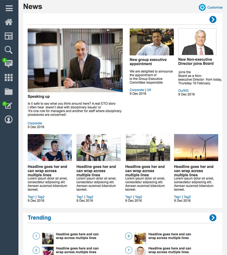 intranet-news